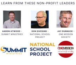non-profit leaders