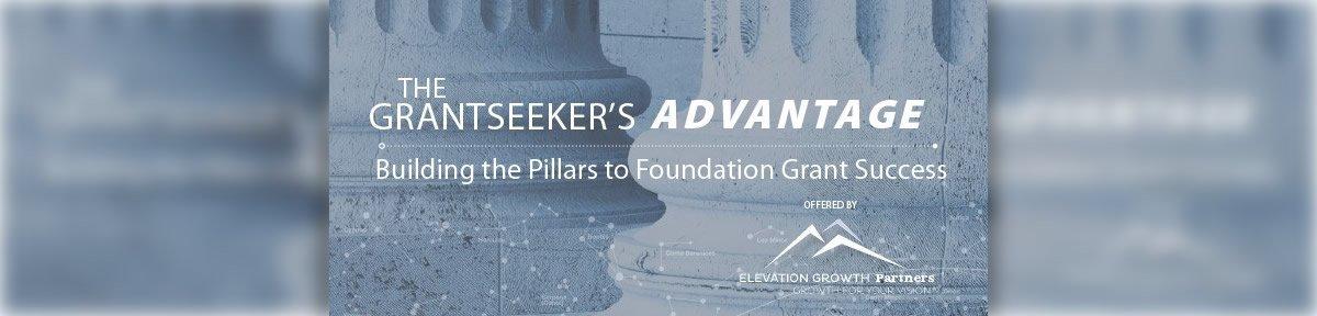 The Grantseeker's Advantage